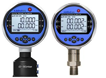 Additel ADT672 differential pressure calibrator