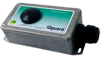 iQGuard carpark gas detection sensor