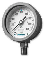 PBX Pressure Gauge from Rhomberg